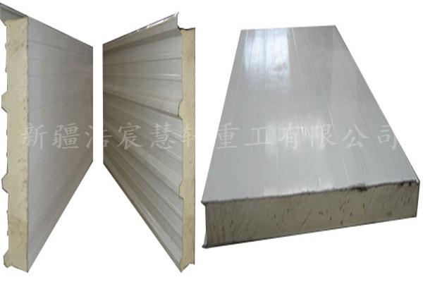 聚氨酯冷庫板3
