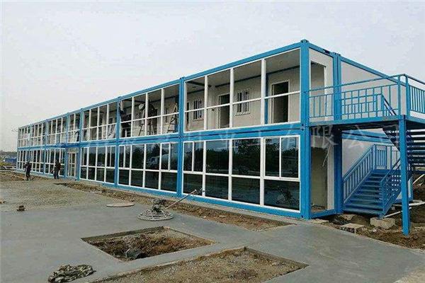 新疆集裝箱房屋價格