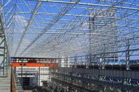 传统网架钢结构设计的基本方式