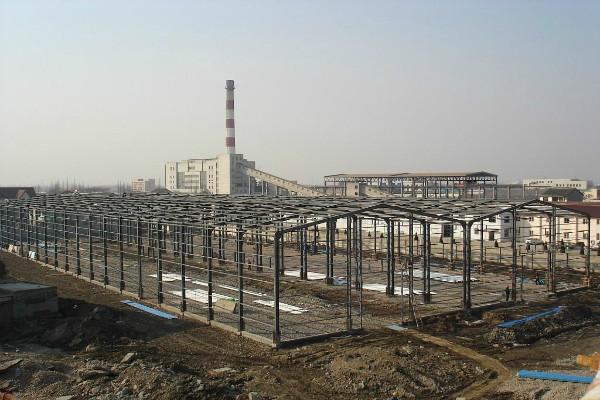 新疆網架鋼結構