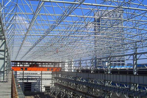 網架鋼結構4