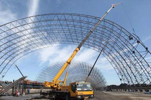 網架鋼結構2