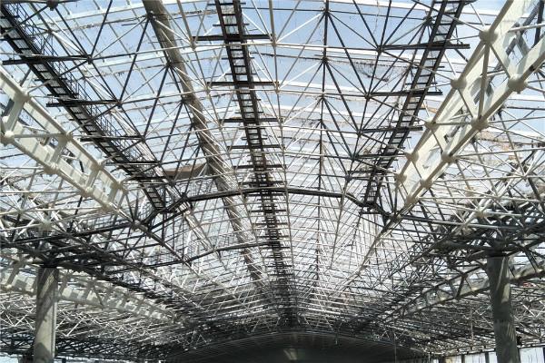 鋼結構網架批發