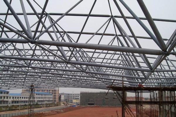 網架鋼結構廠