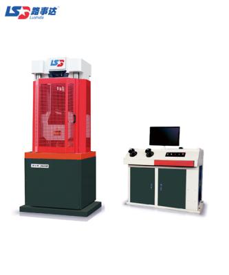 WEW系列屏顯式萬能材料試驗機