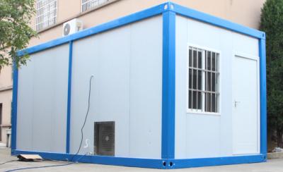 工地項目中的移動養護室