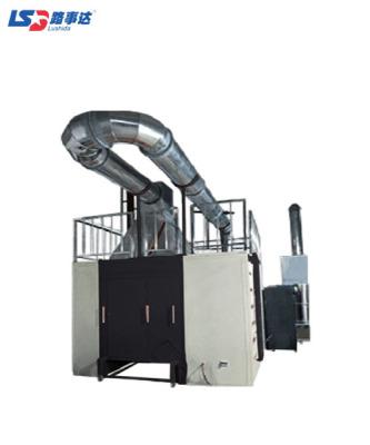 JR-DR-A 建筑材料單體燃燒試驗設備