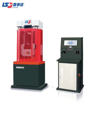 WE系列萬能材料試驗機