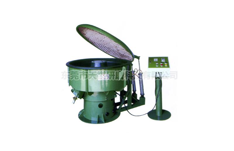 三次元振动研磨机(加装环保隔音盖)
