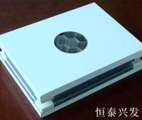 新疆铝蜂窝净化板