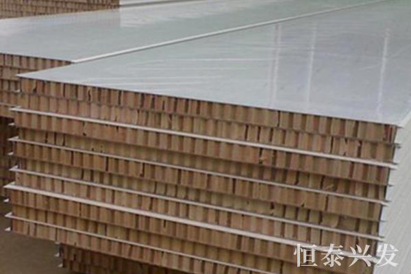 紙蜂窩凈化板