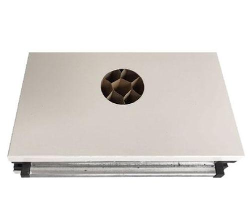 鋁蜂窩凈化板