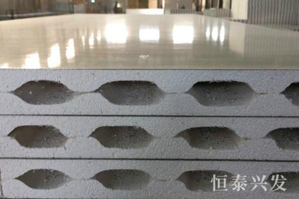 硫氧镁彩钢净化板