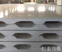 硫氧鎂彩鋼凈化板
