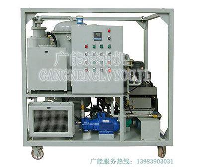 廣西液壓油潤滑油真空濾油機