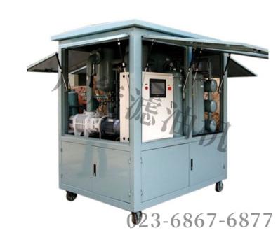 廣西高效雙級真空濾油機