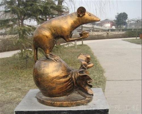 传统铜雕雕塑