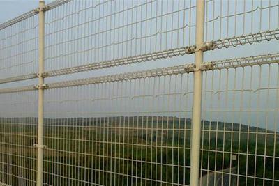 水城橋欄防護網
