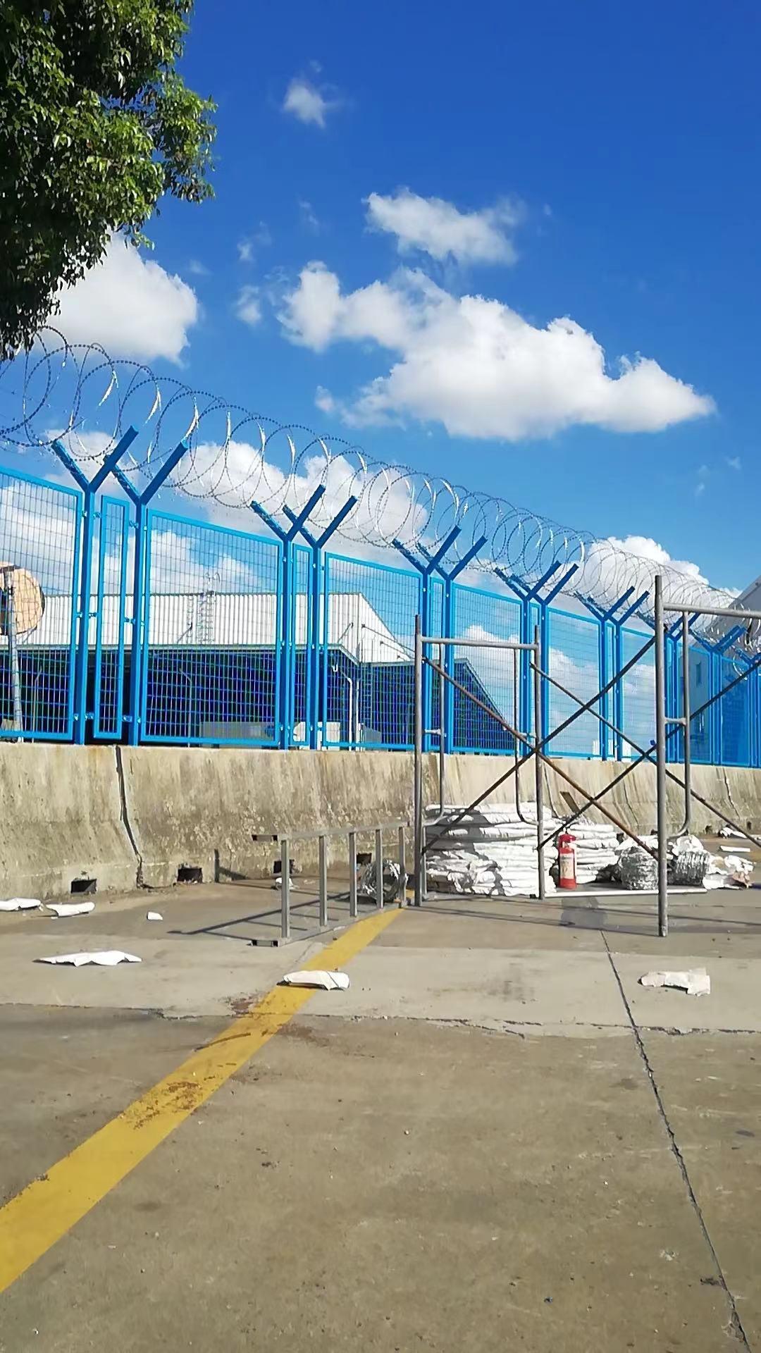 監獄機場圍網