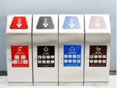 智能垃圾房,智能垃圾桶厂家,智能垃圾亭