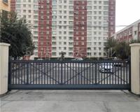 新疆軍區某部懸浮門(三)