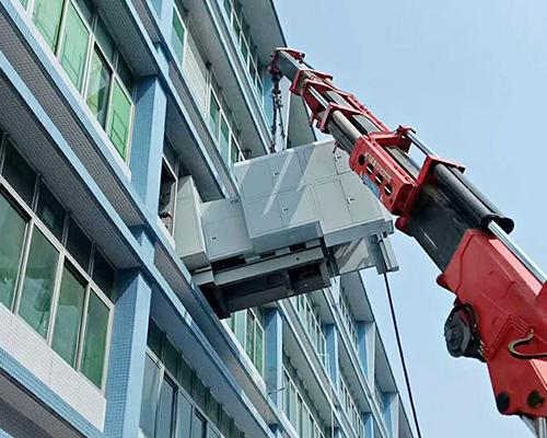 重型設備移位吊裝