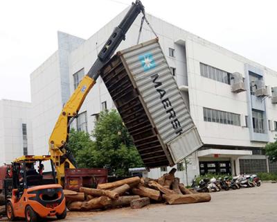 貨柜裝卸搬運設備