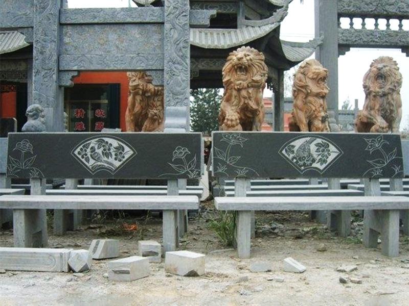 河北石凳椅子