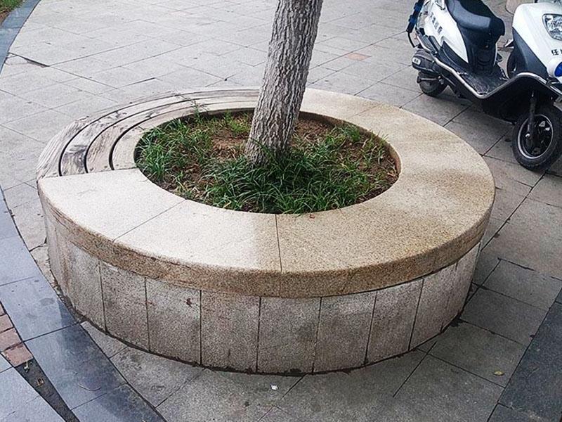 河北圓形石凳