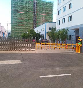崇义县停车场自动识别系统