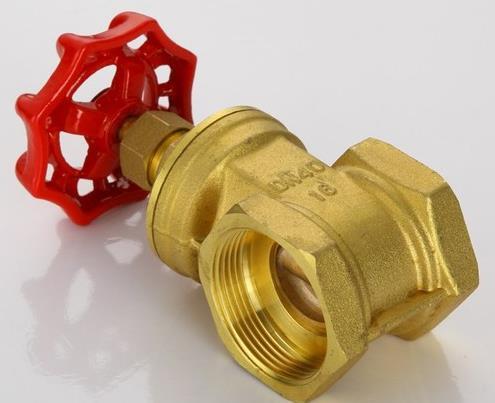 西寧閥門說說黃銅閥門安裝過程