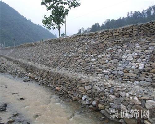 石籠網應用
