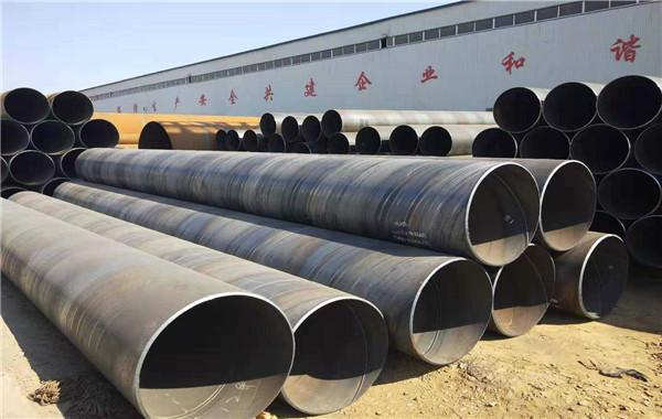 新疆螺旋钢管厂家
