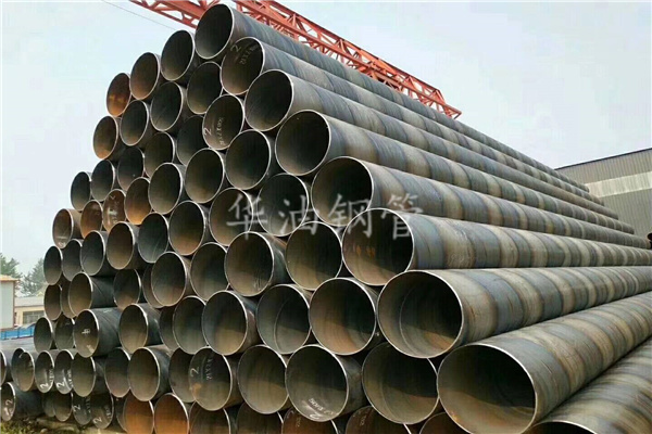 乌鲁木齐螺旋钢管的生产工艺