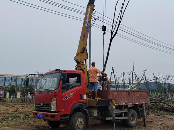 8吨随车吊