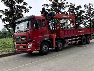 12吨随车吊租赁