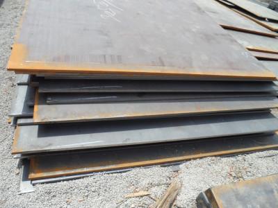 桥梁施工钢板