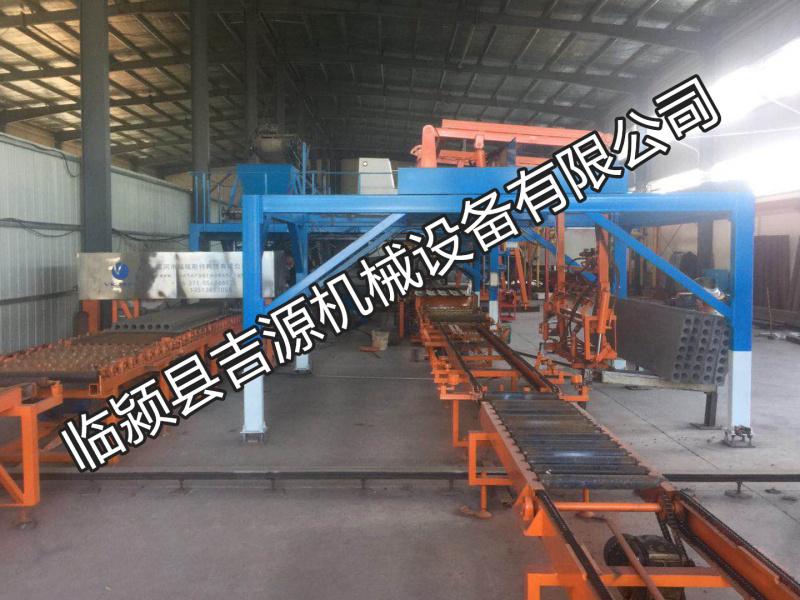 西藏自动化墙板生产线