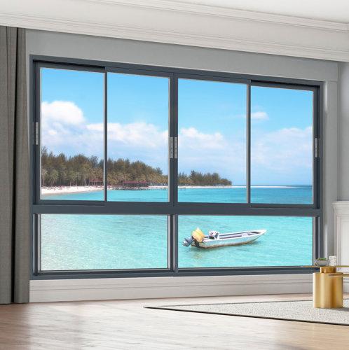 购买高端系统门窗需要注意气密性