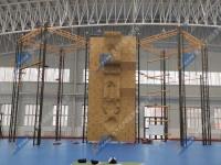 LXCZ-LLM1型室内高空拓展器材